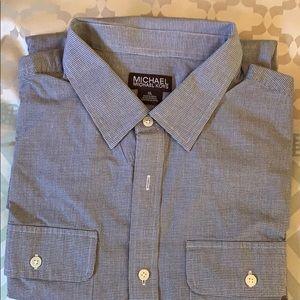 NWOT Michael Kors tailored Shirt